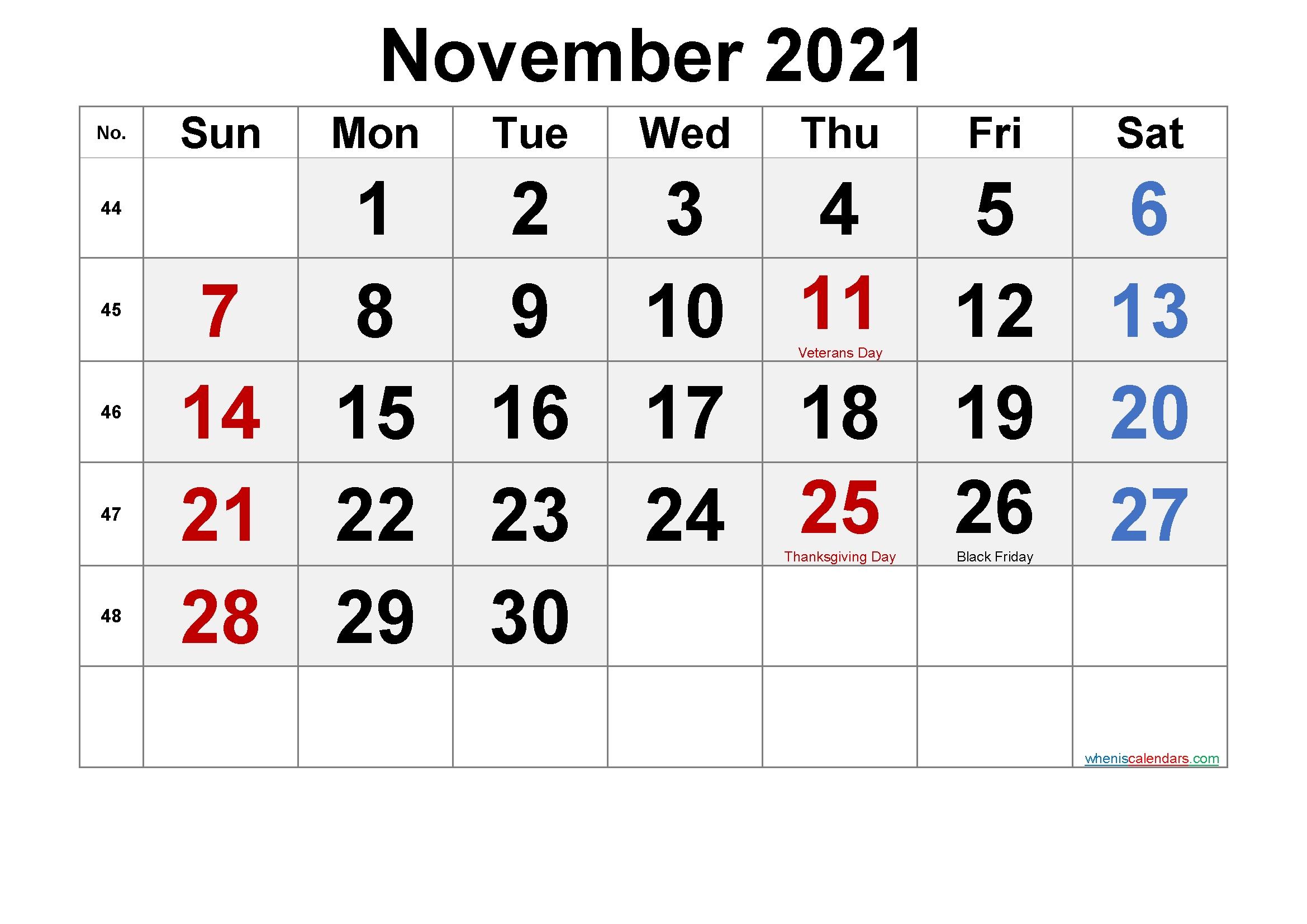 Printable June 2021 Calendar With Holidays - 6 Templates - Free Printable 2020 Monthly Calendar June 2021 Calendar With Holidays Usa