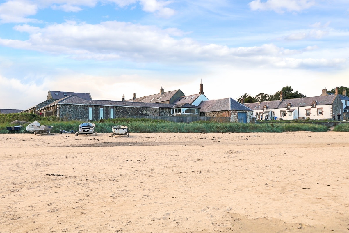 Self Catering Holiday Cottage In Low Newton-By-The-Sea - Old Farm Buildings - Coastal Walk Cottages When Can I Book A Holiday For August 2021