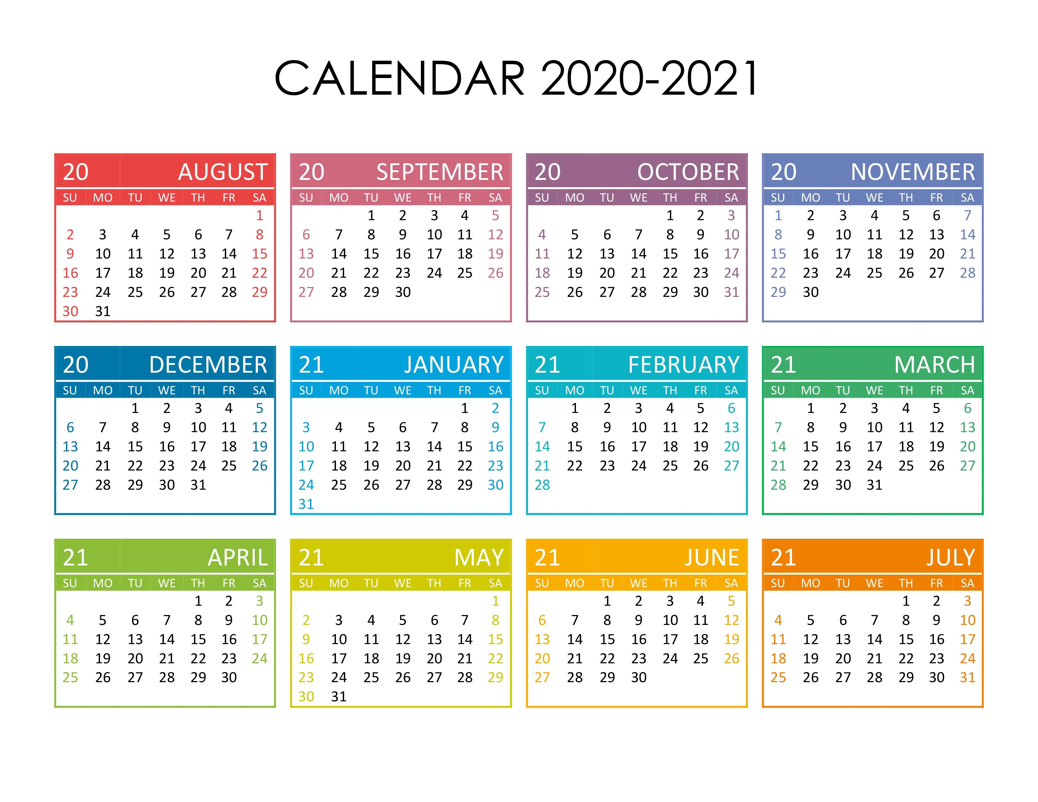 September 2020 To December 2021 Calendar | Lunar Calendar September 2021 Lunar Calendar