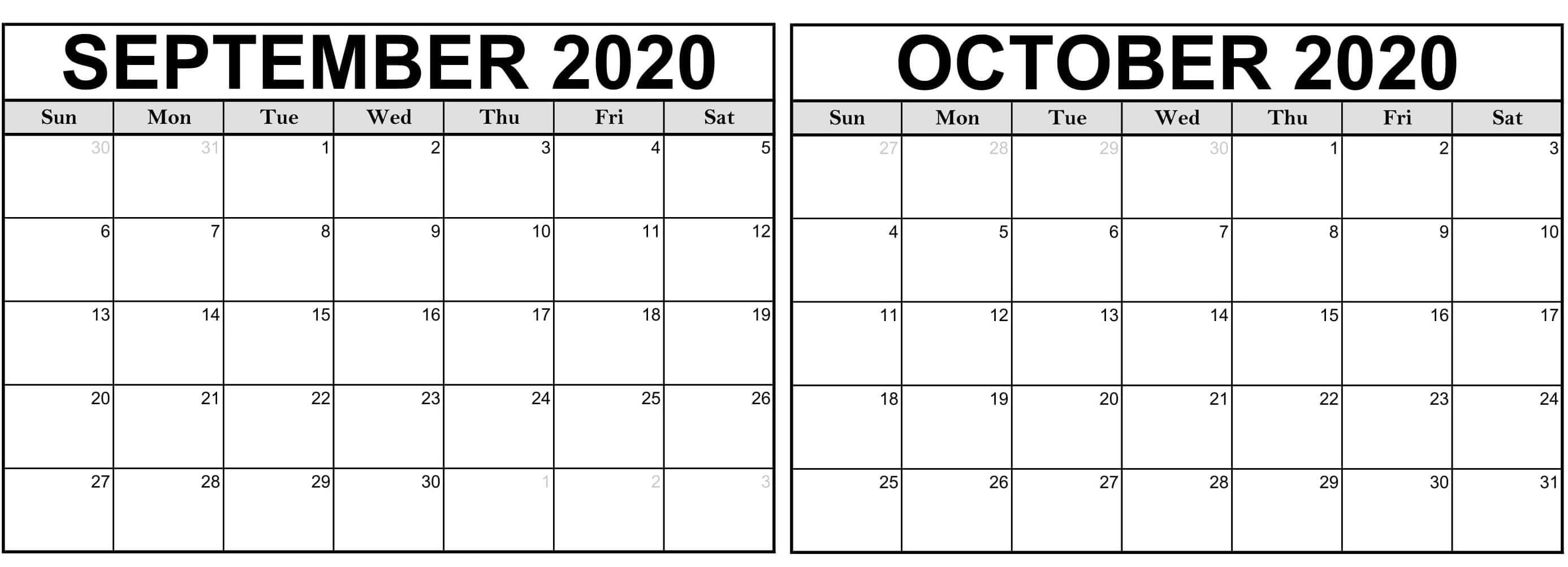September 2020 To February 2021 Calendar With Notes - 2019 Calendars For Students Education September 2020 To September 2021 Calendar