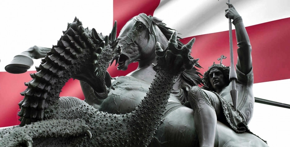 St. George'S Day In England In England In 2021 | Office Holidays How Long Until August 2021
