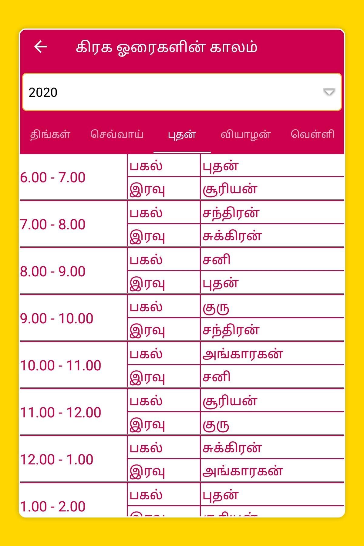 Tamil Calendar 2020 Tamil Calendar Panchangam 2020 For Android - Apk Download November 14 2021 Tamil Calendar