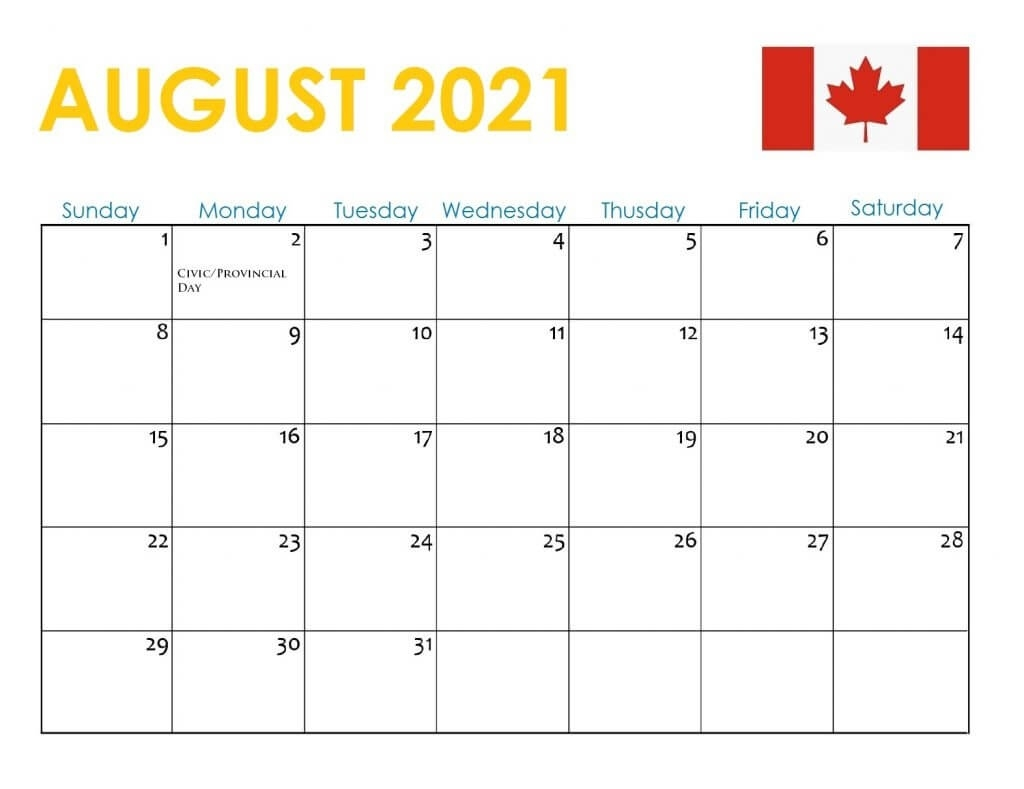 Untitled [Kparas41.Tumblr] August 2021 Calendar With Holidays Usa