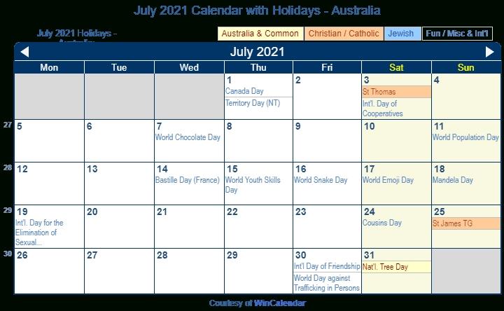 Win Calendar July 2021   2021 Calendar July 2021 Calendar Canada Printable