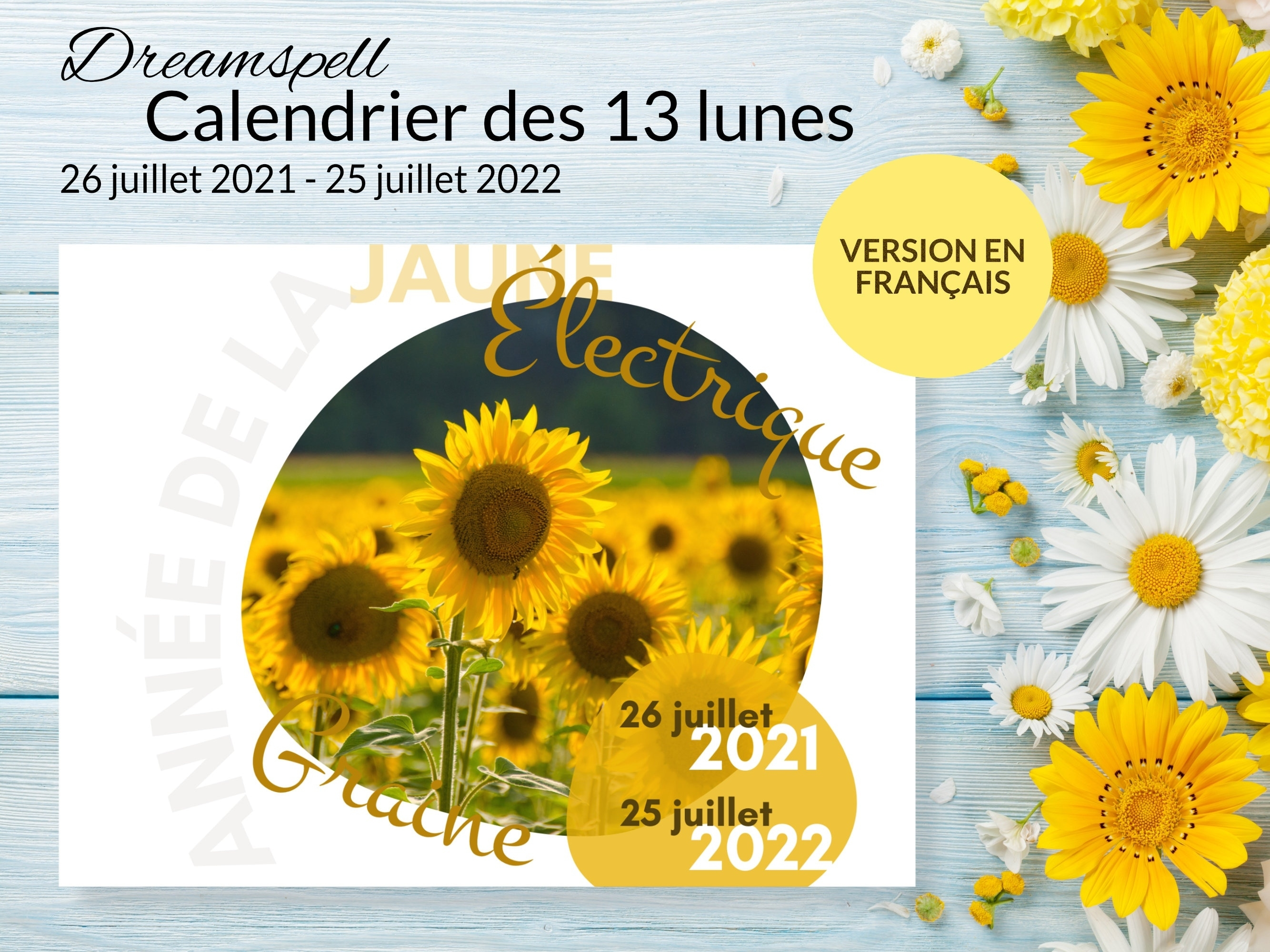 13 Moon Calendar: July 26 2021 July 25 2022 Dreamspell | Etsy July 2021 Lunar Calendar