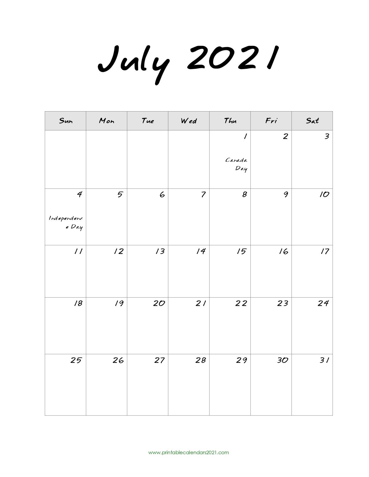 45+ July 2021 Calendar Printable, July 2021 Calendar Pdf, Blank, Free General Blue August 2021 Calendar