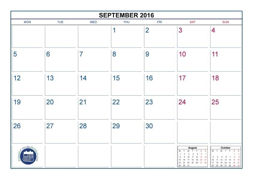 8.5 X 11 Printable Calendar - Calendar Template 2021 Canada September 2021 Calendar