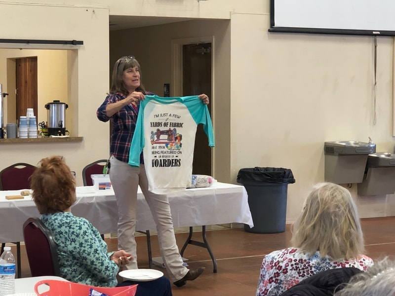 April 13, 2021 Annual Spring Tea And Election Of Officers - Chino Valley Quilters November 2021 Election Calendar