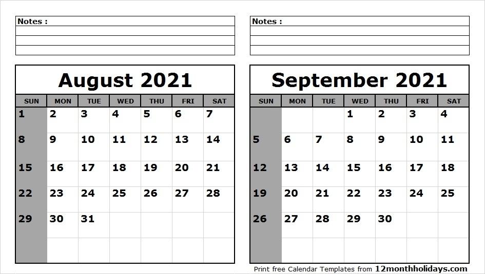 August September 2021 Calendar | Calvert Giving September To December 2021 Calendar