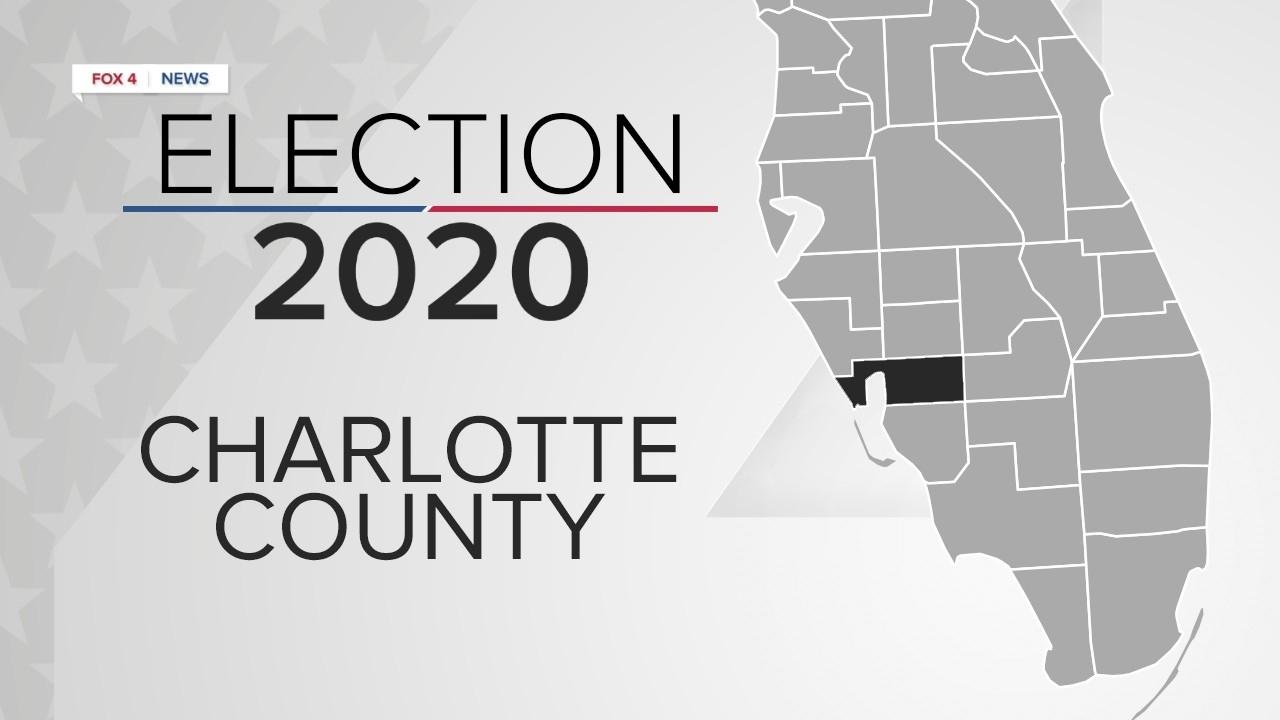 Charlotte County Sample Ballot For General Election On November 3, 2020 November 2021 Election Calendar