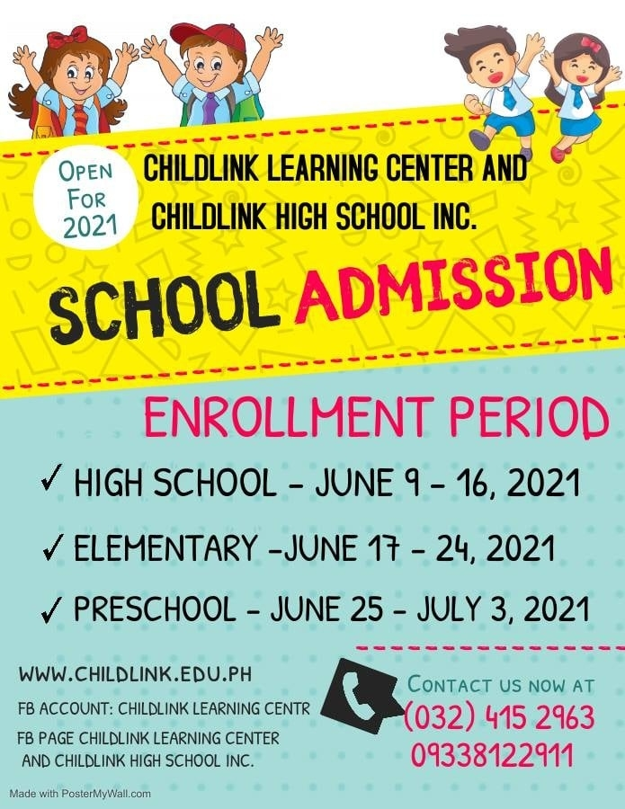 Childlink Learning Center And High School To Mark Its 25Th Anniversary In 2022 - Rma How Many Months Between Now And July 2022