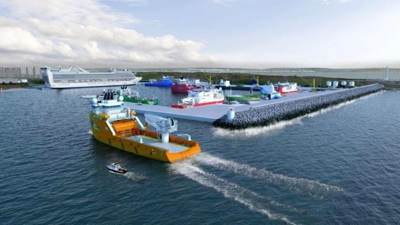 Coronavirus: £350M Aberdeen Harbour Project Delayed Until 2022 - Bbc News How Many Months Between Now And July 2022