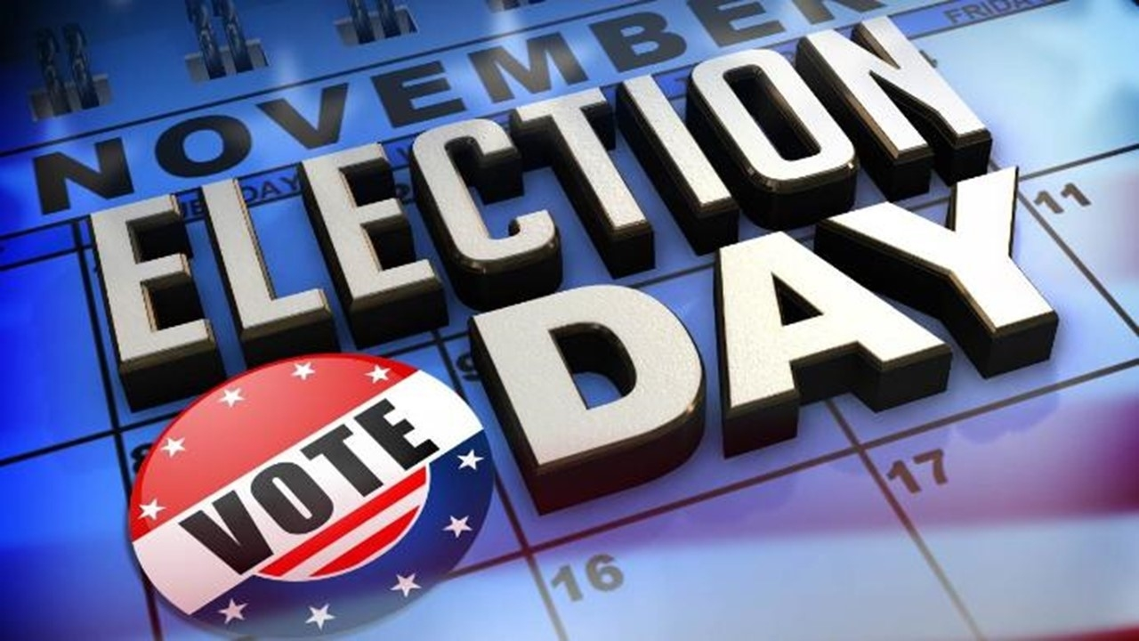 How Many Days Until Election Day In Us November 2021 Election Calendar