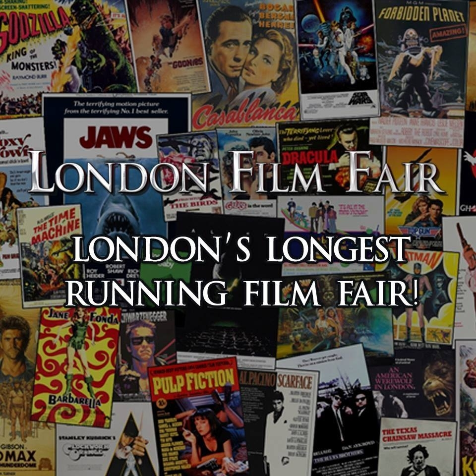 London Film Fair 19 September 2021 - Uk Events & Attractions September 2021 Events