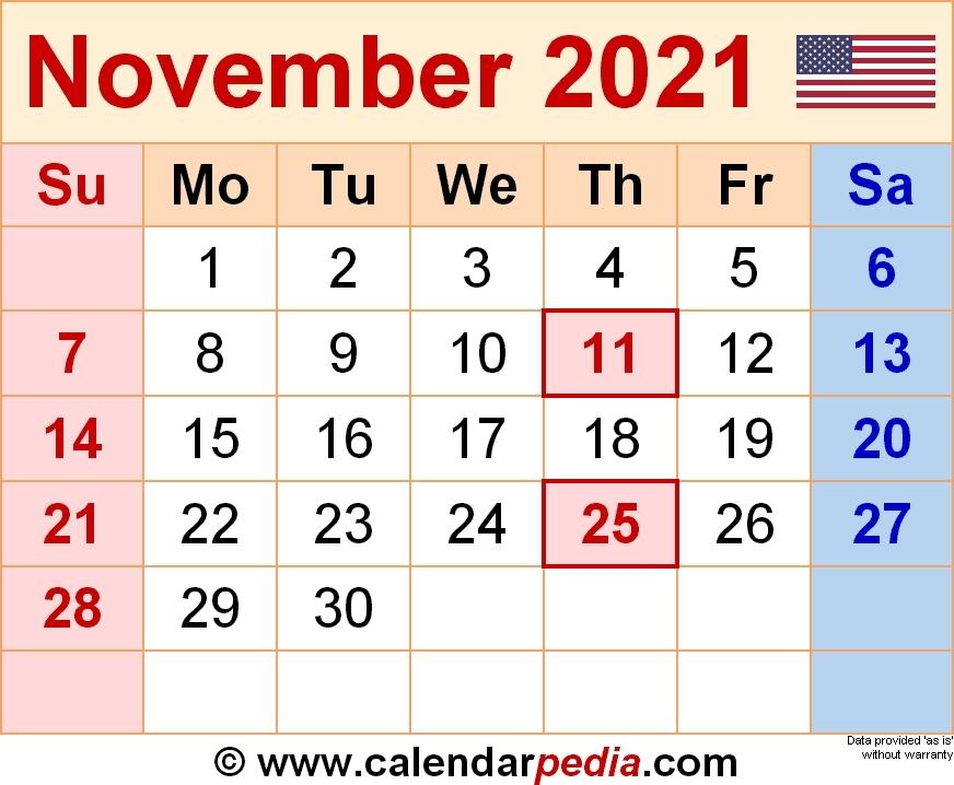November 2021 Calendar 2 | Calvert Giving November 2021 Calendar Quiz