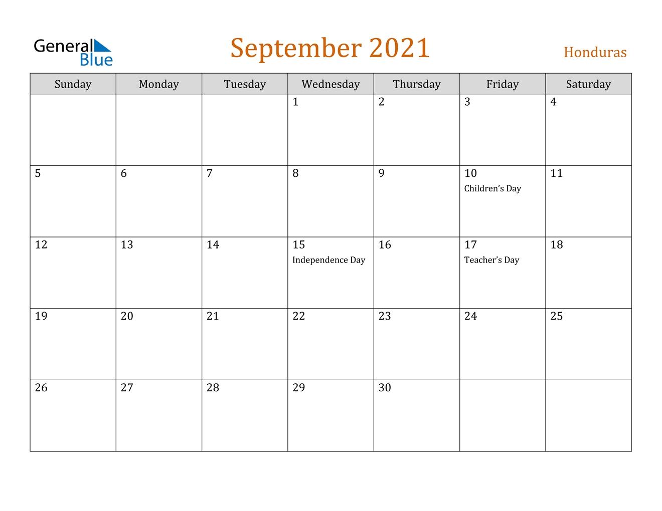 September 2021 Calendar | Calendar Printables Free Blank Canada September 2021 Calendar