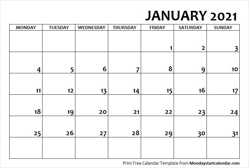 2021 Calendar January Printable   Calvert Giving Show December 2021 Calendar