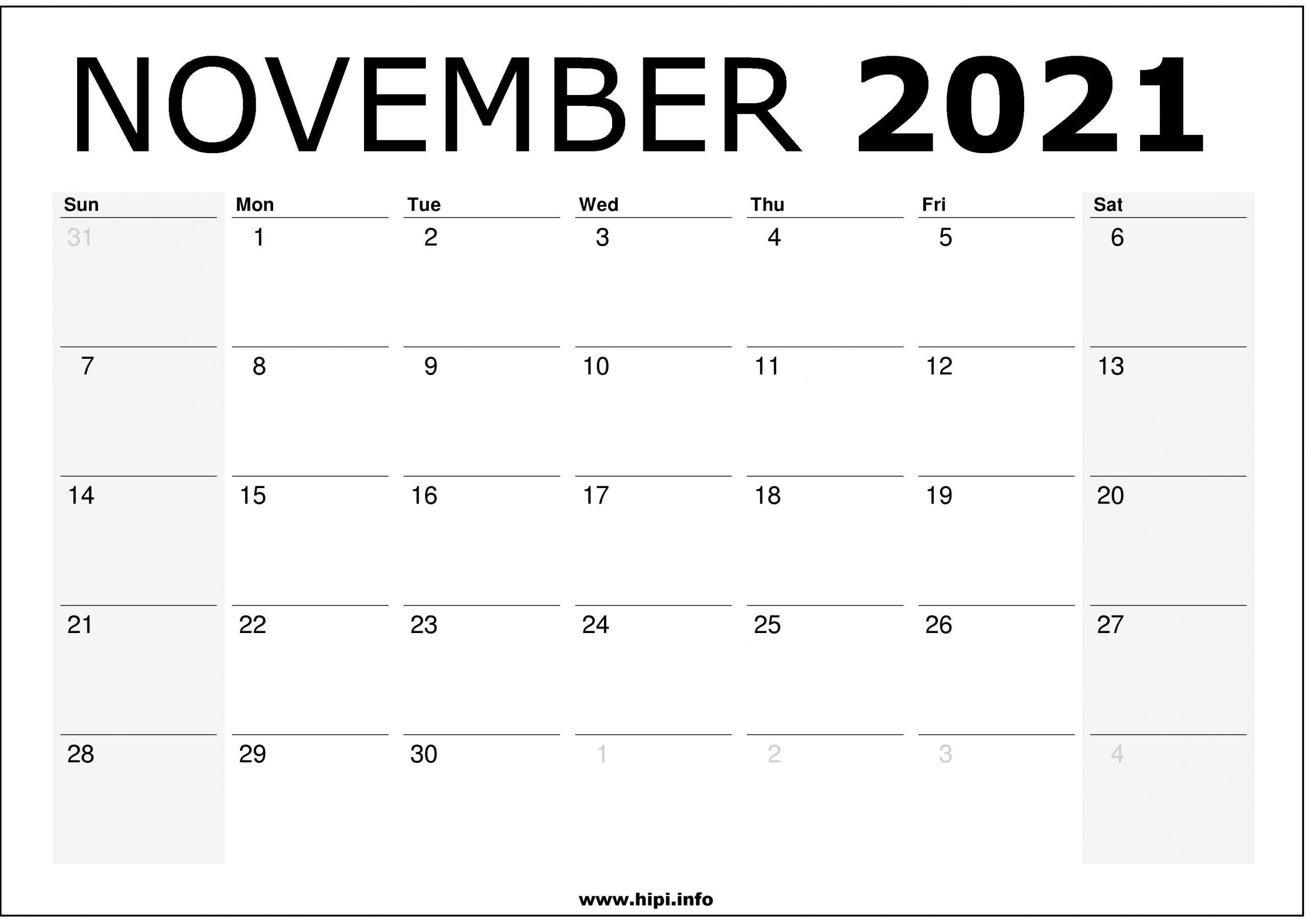 November 2021 Calendar Wallpapers - Wallpaper Cave Show December 2021 Calendar